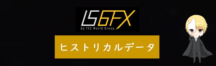 IS6FXヒストリカルデータのダウンロード方法