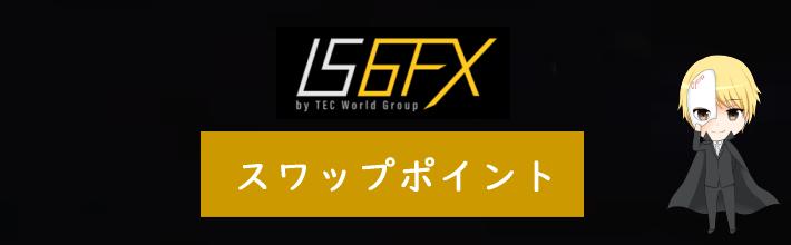 IS6FXのスワップポイント